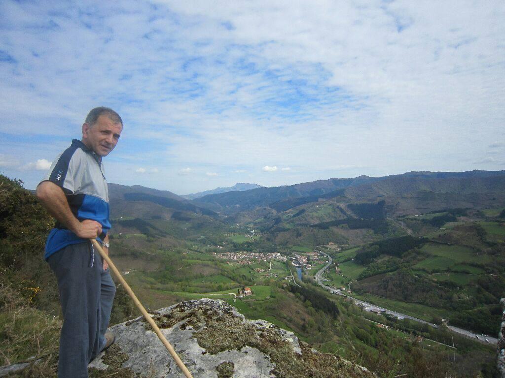 Daniel Belarra Mariñelarena erabiltzailea Axkin puntan, 2010-04-19 18:20