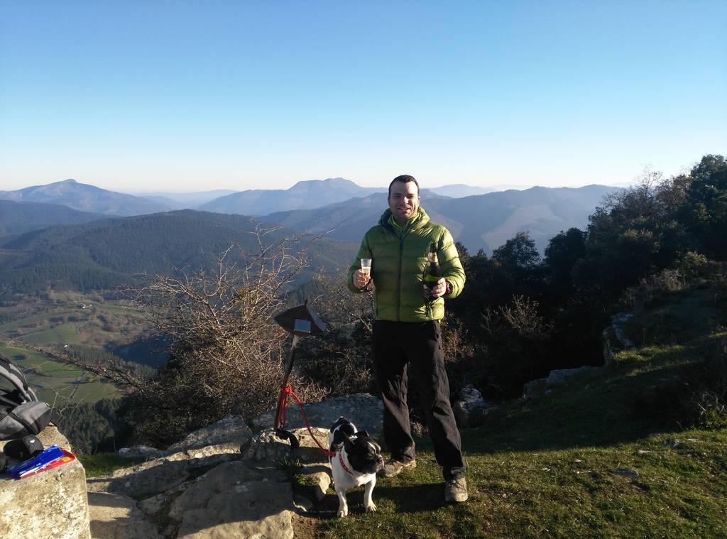 iban Chinchilla erabiltzailea Montenegro / Peñalba puntan, 2015-12-31 10:28