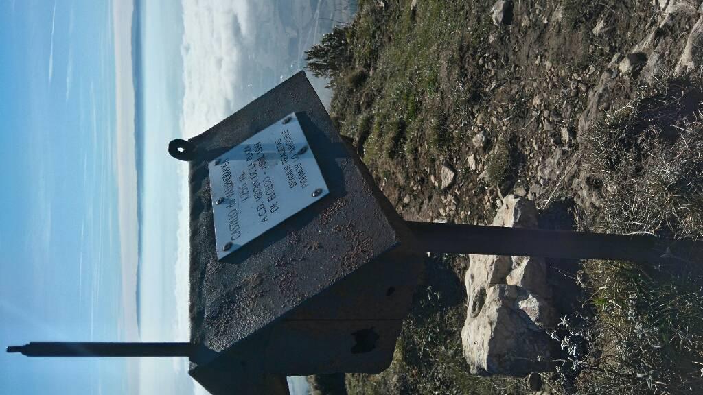 MIKEL ARRIBAS erabiltzailea Castillo de Vallehermosa puntan, 2017-02-22 12:05