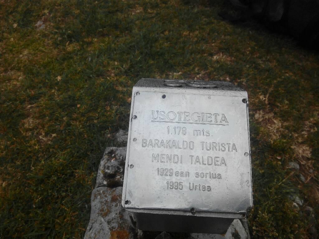 VIDARR 07 erabiltzailea Usotegieta puntan, 2017-04-15 10:30
