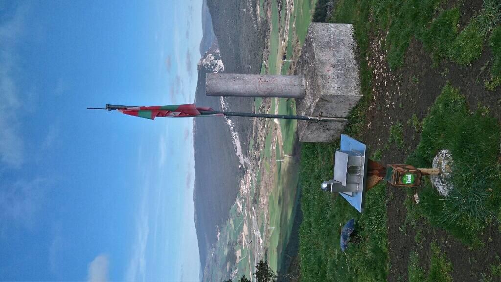 MIKEL ARRIBAS erabiltzailea San Vitores puntan, 2017-04-08 11:05