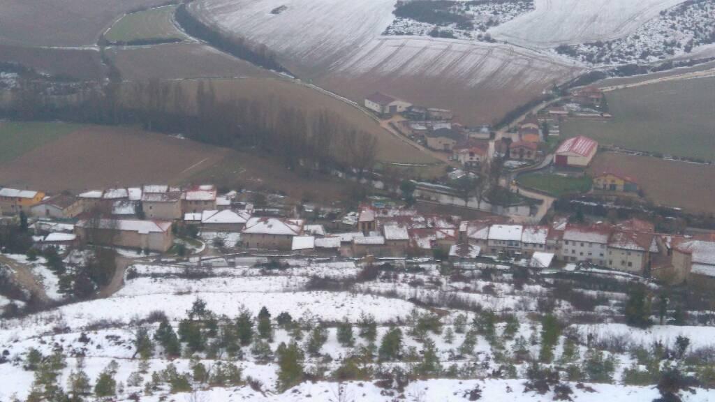MIKEL ARRIBAS erabiltzailea Cerro del Castillo puntan, 2018-01-09 15:54