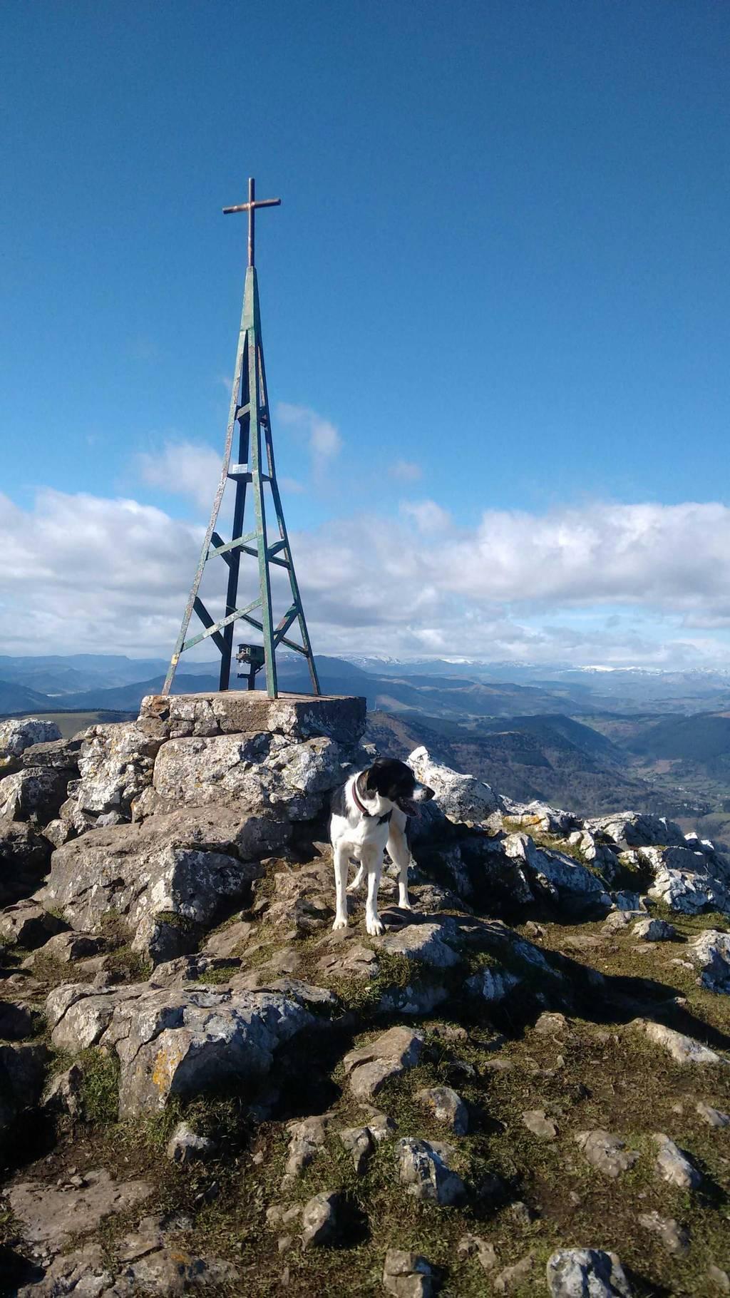 Joxe madueño erabiltzailea Pico de la Cruz puntan, 2018-03-03 12:52