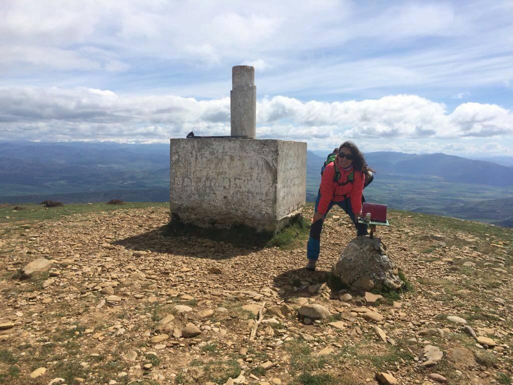 Sandra Martinez erabiltzailea Itzaga puntan, 2018-05-01 14:11