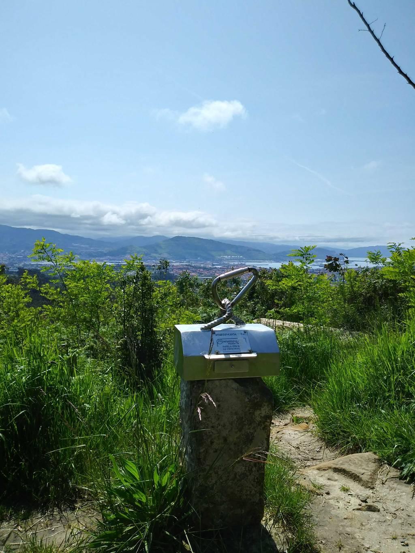 Andoni Alday erabiltzailea Munarrikolanda puntan, 2018-05-16 16:14