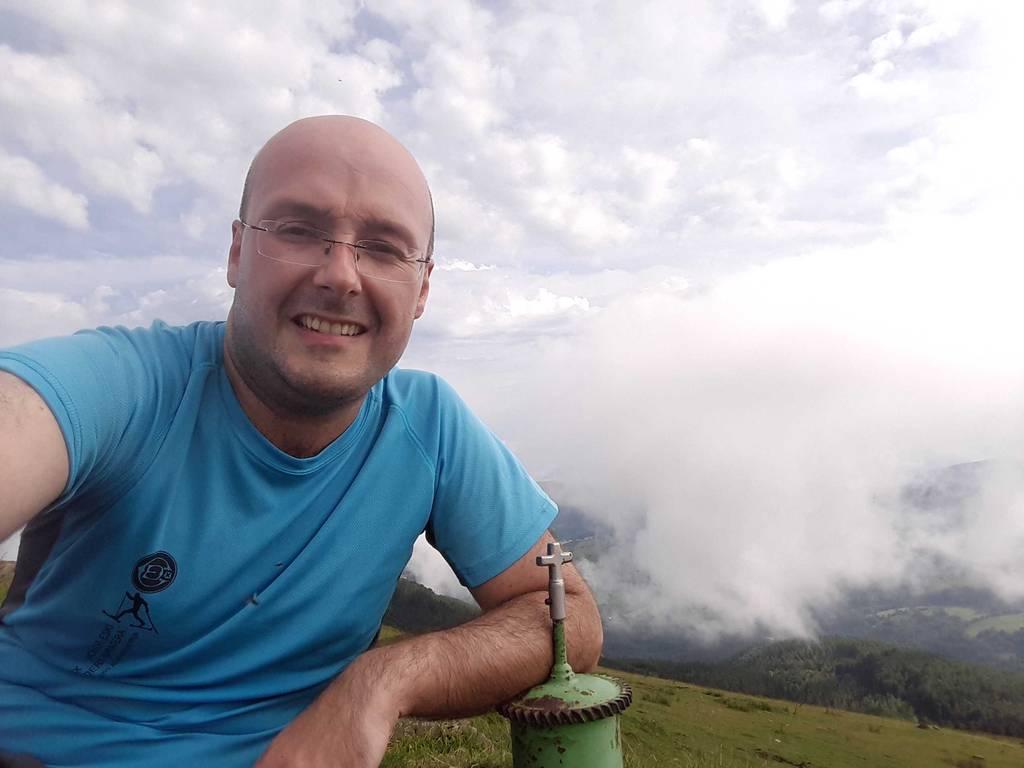 Mikel Larreategi erabiltzailea Kolometa puntan, 2018-07-07 10:17