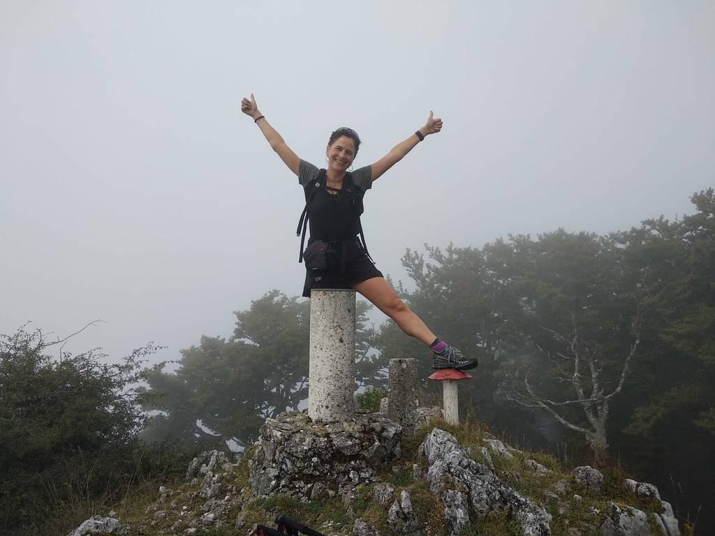 Kris Jausoro erabiltzailea Umandia puntan, 2018-08-30 11:02