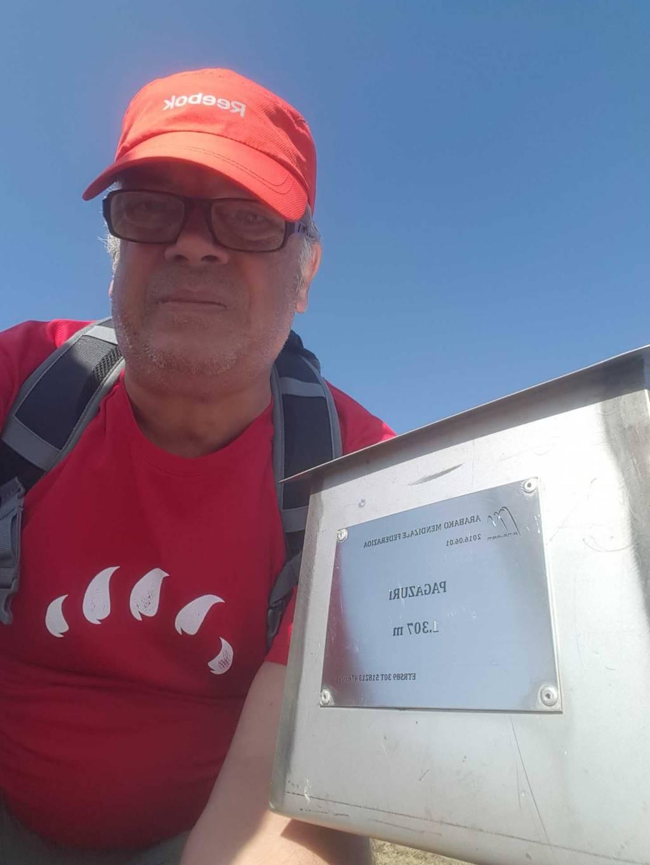 Iñaki O erabiltzailea Pagazuri puntan, 2018-09-08 11:27