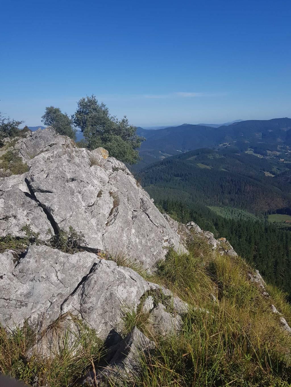 ir is erabiltzailea Garaigorta puntan, 2018-09-15 10:55