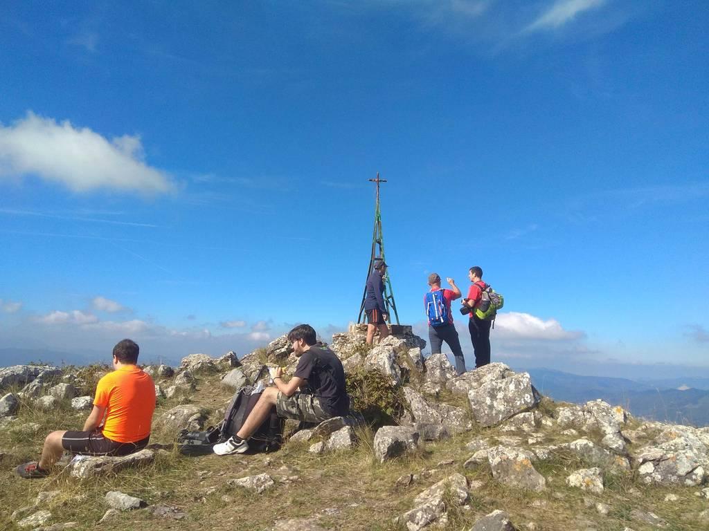 Lei re erabiltzailea Pico de la Cruz puntan, 2018-09-30 12:34