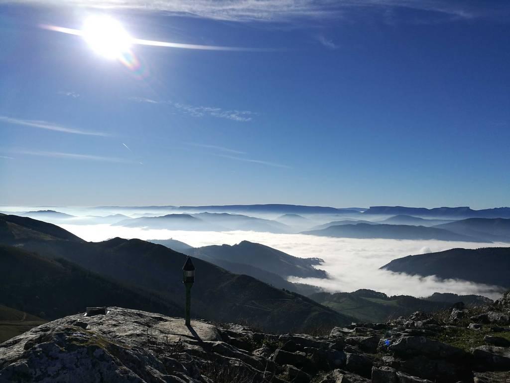 Nekane Marquez erabiltzailea Pico de la Cruz puntan, 2018-12-30 11:58