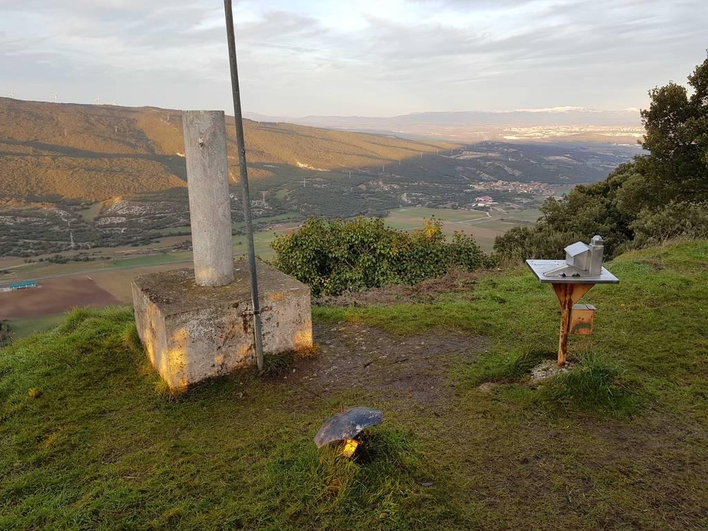 Edorta erabiltzailea San Vitores puntan, 2019-01-26 17:59