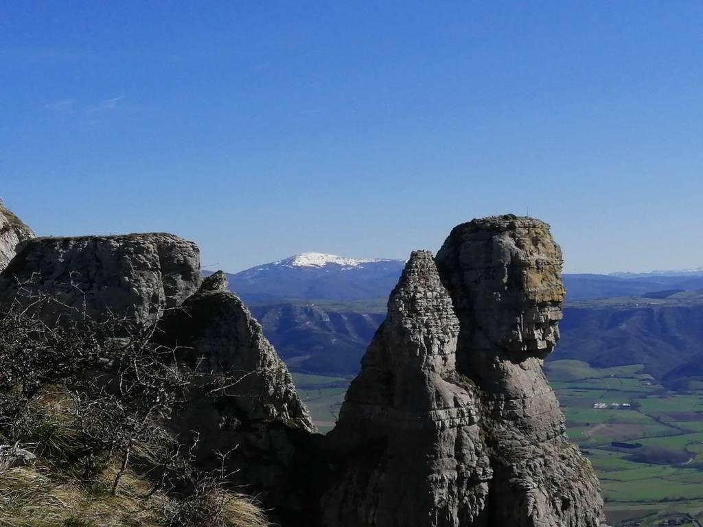 Ieltxu Orueta erabiltzailea Pico del Fraile puntan, 2019-02-17 13:05