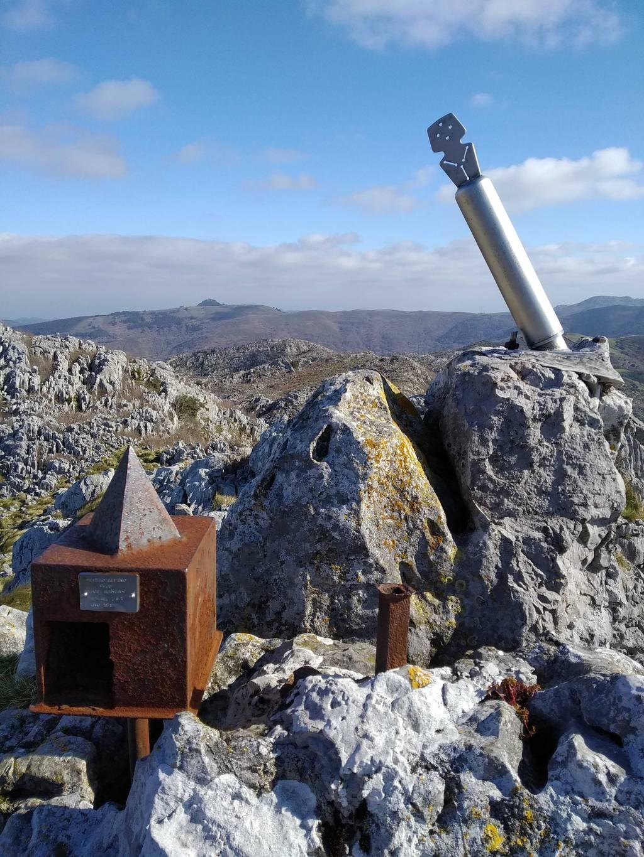 Bingen Zozaia erabiltzailea Pico del Carlista (Ranero) puntan, 2019-03-15 10:37