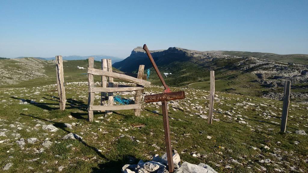 Maider Garaikoetxea erabiltzailea Trekua / Alto de las Bordas Viejas puntan, 2019-06-02 08:24