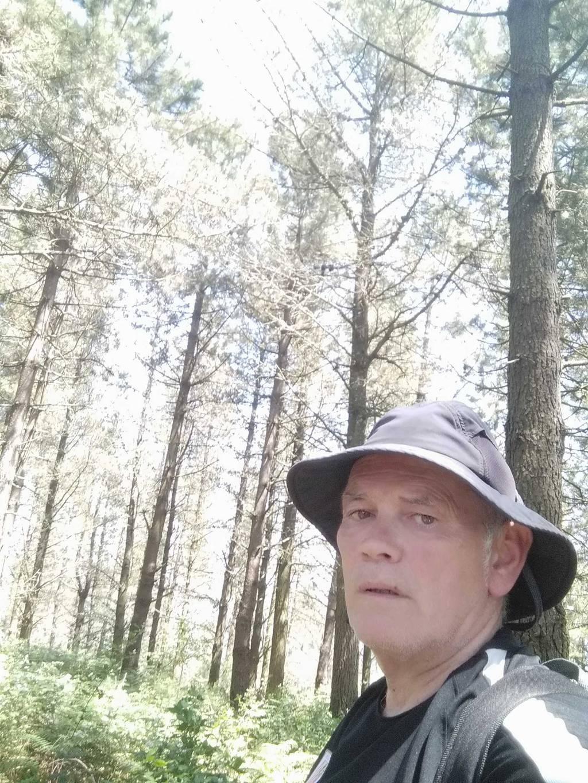 Bingen Zozaia erabiltzailea Jaungoikomendi puntan, 2019-06-26 12:59