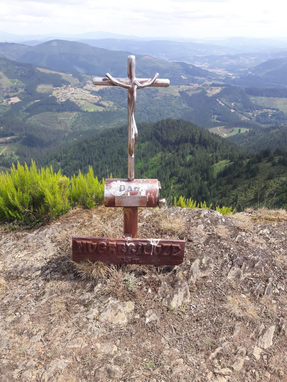 Mikel Larreategi erabiltzailea Mugarriluze puntan, 2019-07-31 12:28