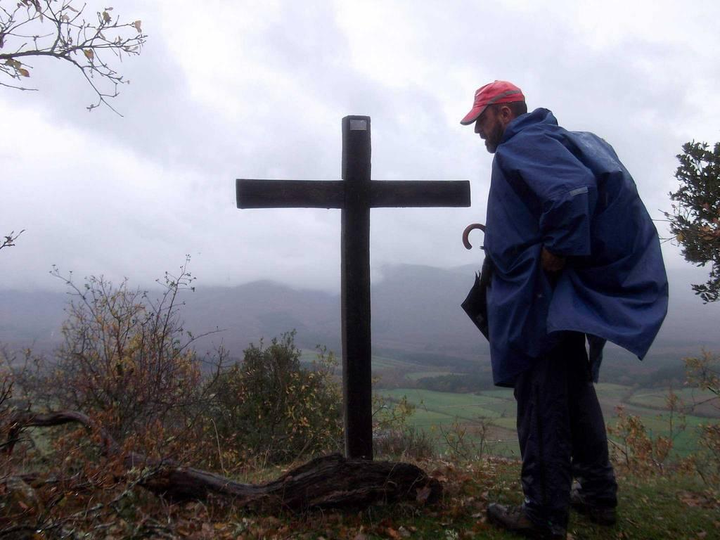 Imanol Mendi erabiltzailea Cruz de Larrea puntan, 2014-11-29 12:36