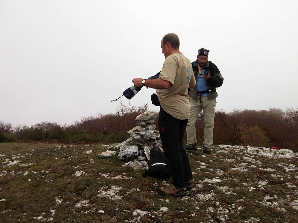 Imanol Mendi erabiltzailea Nevera, Alto de la puntan, 2010-10-30 12:45