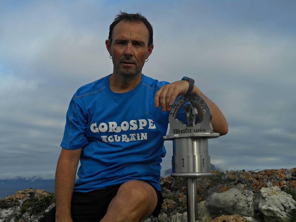 kulebras Gorospe erabiltzailea Bigate puntan, 2019-09-28 10:00