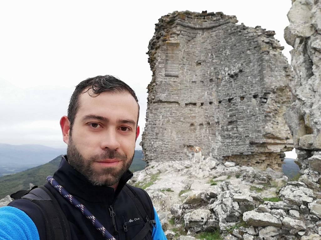 Pedro Cabrero Sánchez erabiltzailea Gebara puntan, 2019-10-06 09:28