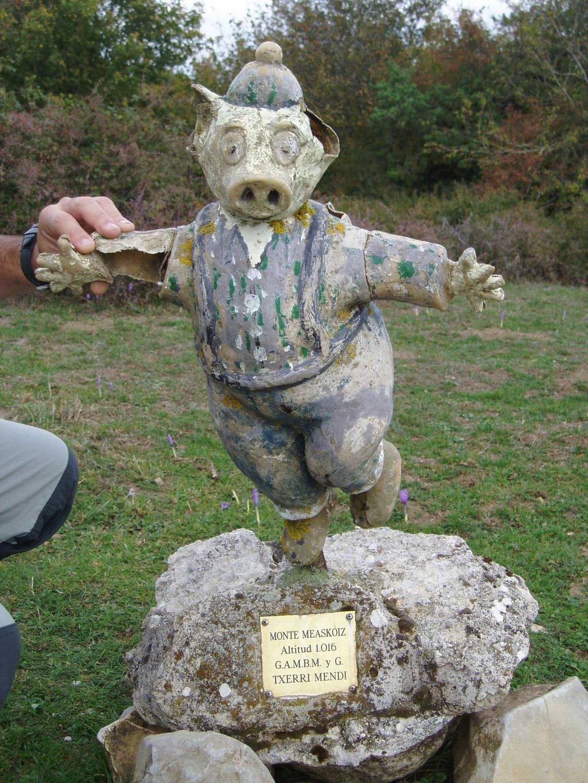 Benito Kamela erabiltzailea Measkoitz puntan, 2005-10-12 12:06
