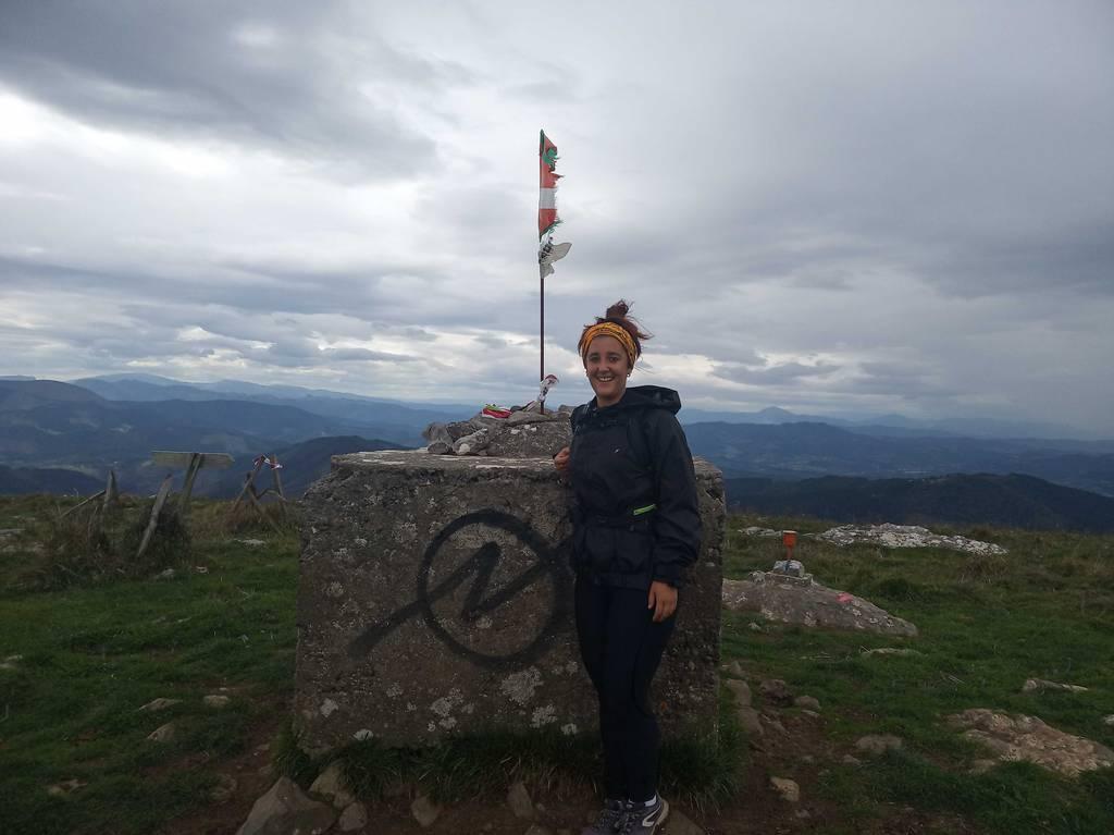 Izarra Aizpurua erabiltzailea Iluntzar puntan, 2019-10-19 14:00