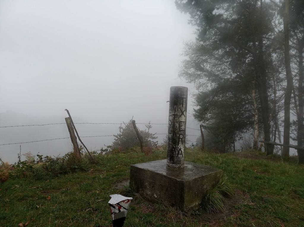 Izarra Aizpurua erabiltzailea Kalamendi puntan, 2019-11-04 10:22