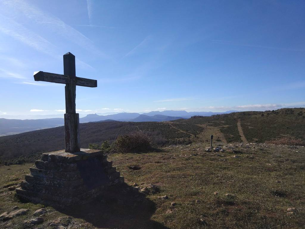 Perriain / Cruz de Alda