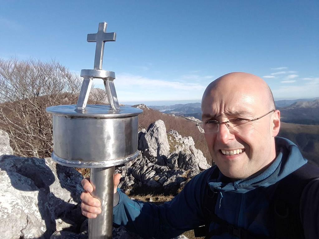 Mikel Larreategi erabiltzailea Santikurutz puntan, 2020-01-12 11:33