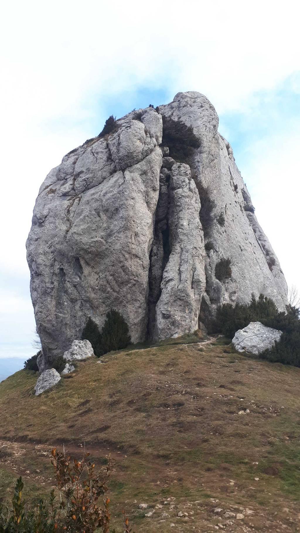 Saioa Arzamendi erabiltzailea San Tirso, Bonete De puntan, 2020-01-18 12:37