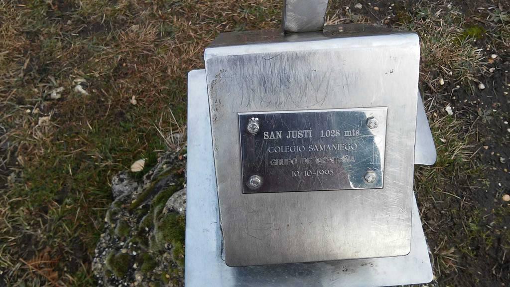 Aini Lani erabiltzailea San Justi puntan, 2020-01-18 15:31