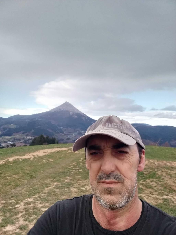 Roman Aranegi erabiltzailea Kurtzetxiki puntan, 2020-01-18 15:39