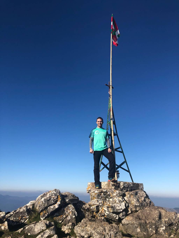 AnGo DeCu erabiltzailea Pico de la Cruz puntan, 2019-12-31 11:33