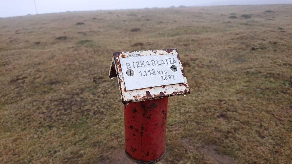 Manu Aldea erabiltzailea Bizkarlatza puntan, 2020-02-08 11:54