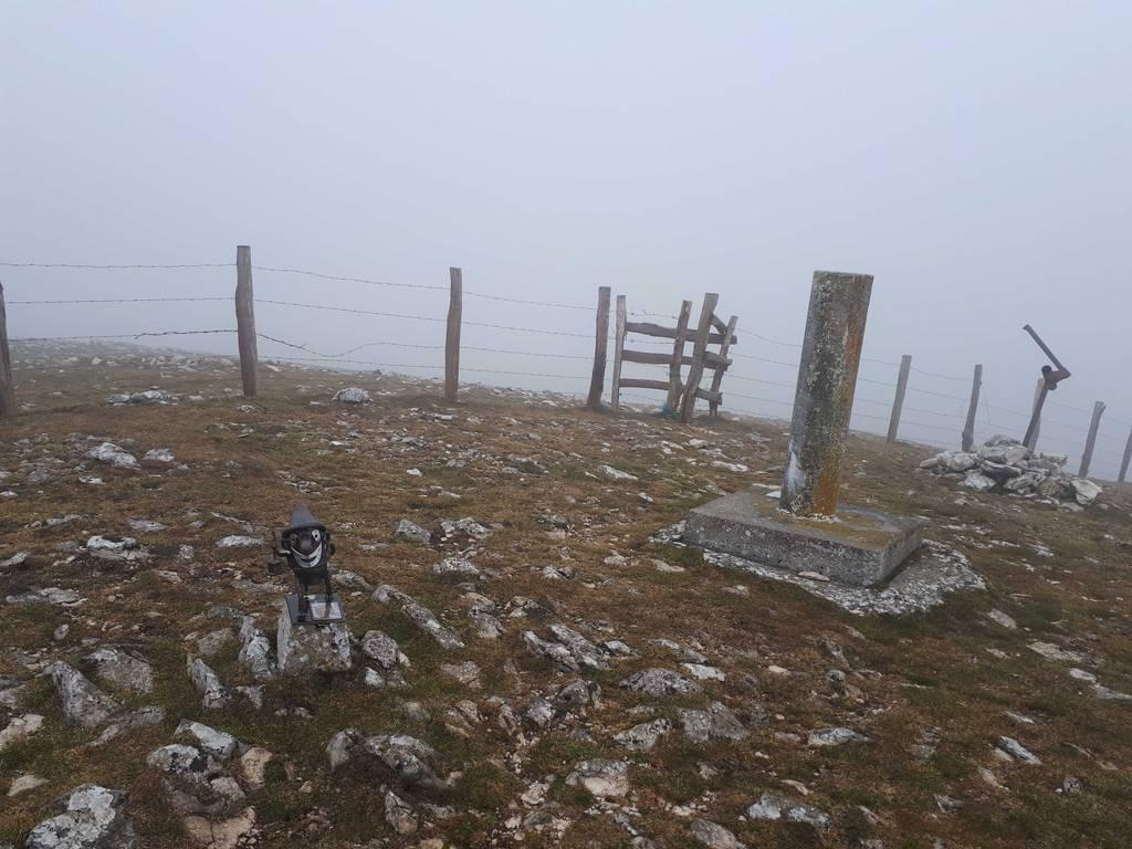 Ihintz Linazisoro erabiltzailea Trekua / Alto de las Bordas Viejas puntan, 2020-02-08 12:09