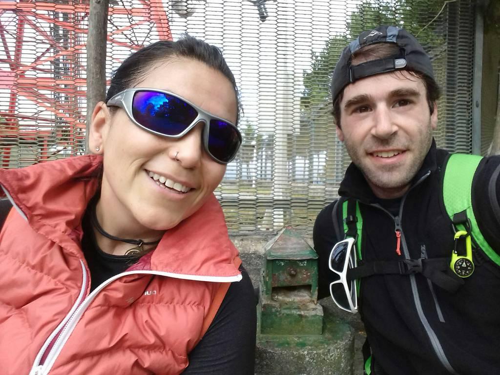Eneko Romero erabiltzailea Ganeta puntan, 2020-02-10 09:46