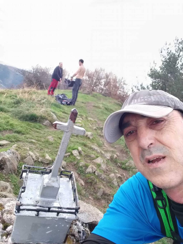 Roman Aranegi erabiltzailea Irimo puntan, 2020-02-16 10:19
