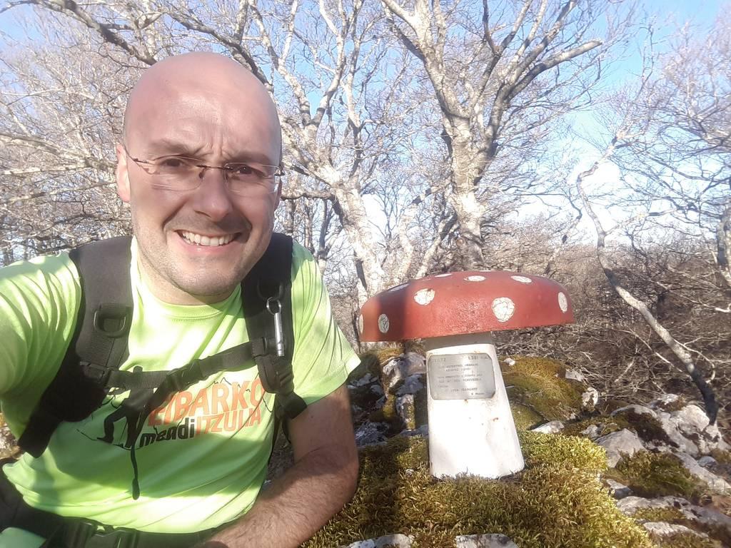 Mikel Larreategi erabiltzailea Eurlatz puntan, 2020-02-23 09:24