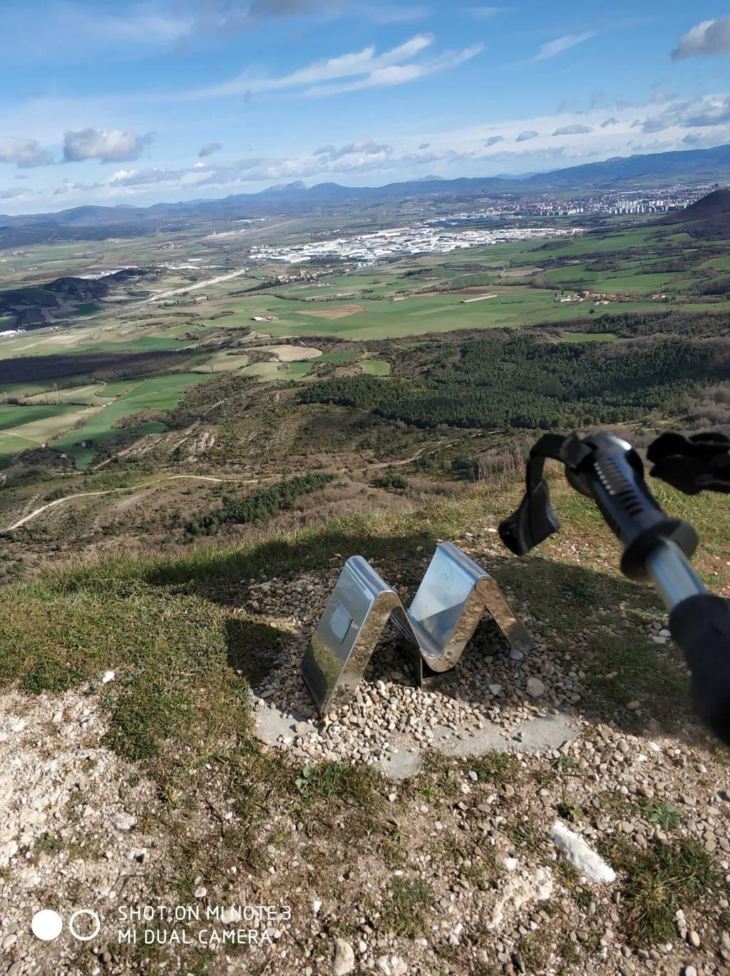 Juan Carlos Gonzalez Perez erabiltzailea San Miguel puntan, 2020-03-01 11:02