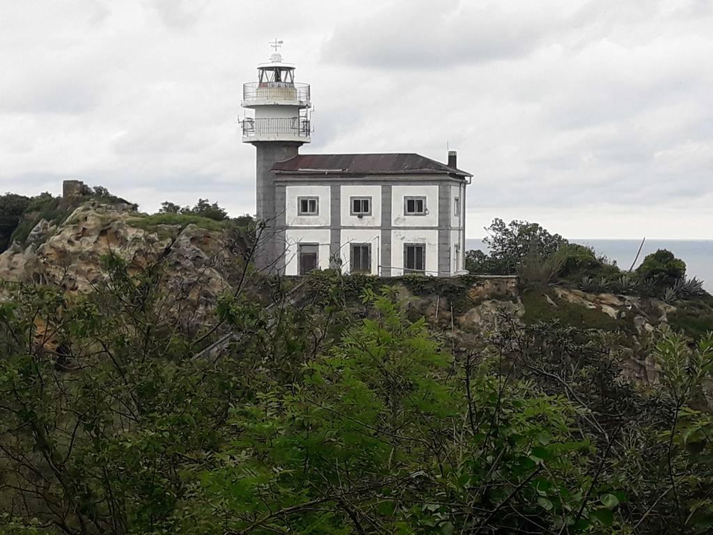 Amaitbe erabiltzailea San Anton puntan, 2020-05-14 19:38
