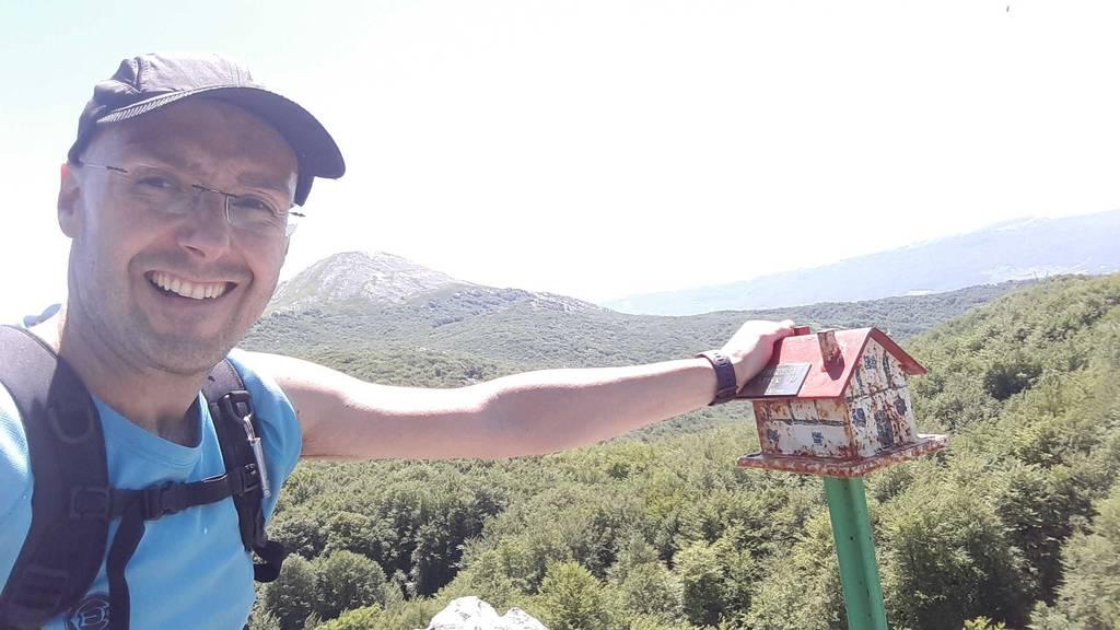 Mikel Larreategi erabiltzailea Liñategieta puntan, 2020-05-30 12:58