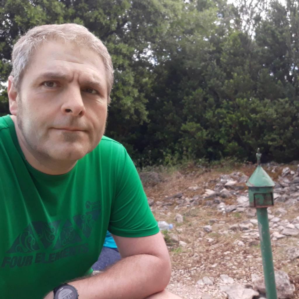 Joseba Pagazaurtundua erabiltzailea Hornillo puntan, 2020-06-06 13:57