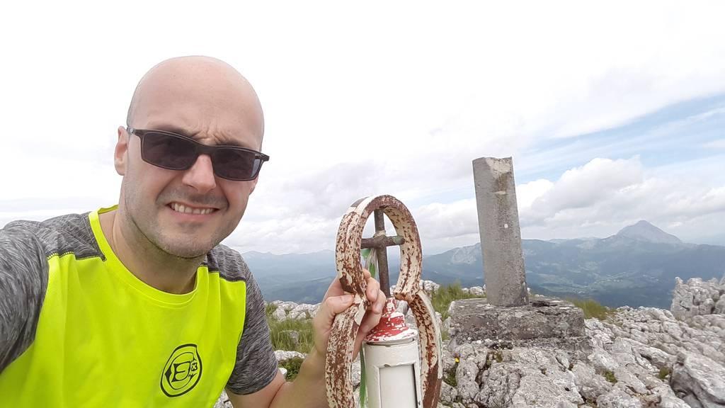 Mikel Larreategi erabiltzailea Elorreta puntan, 2020-06-14 11:36