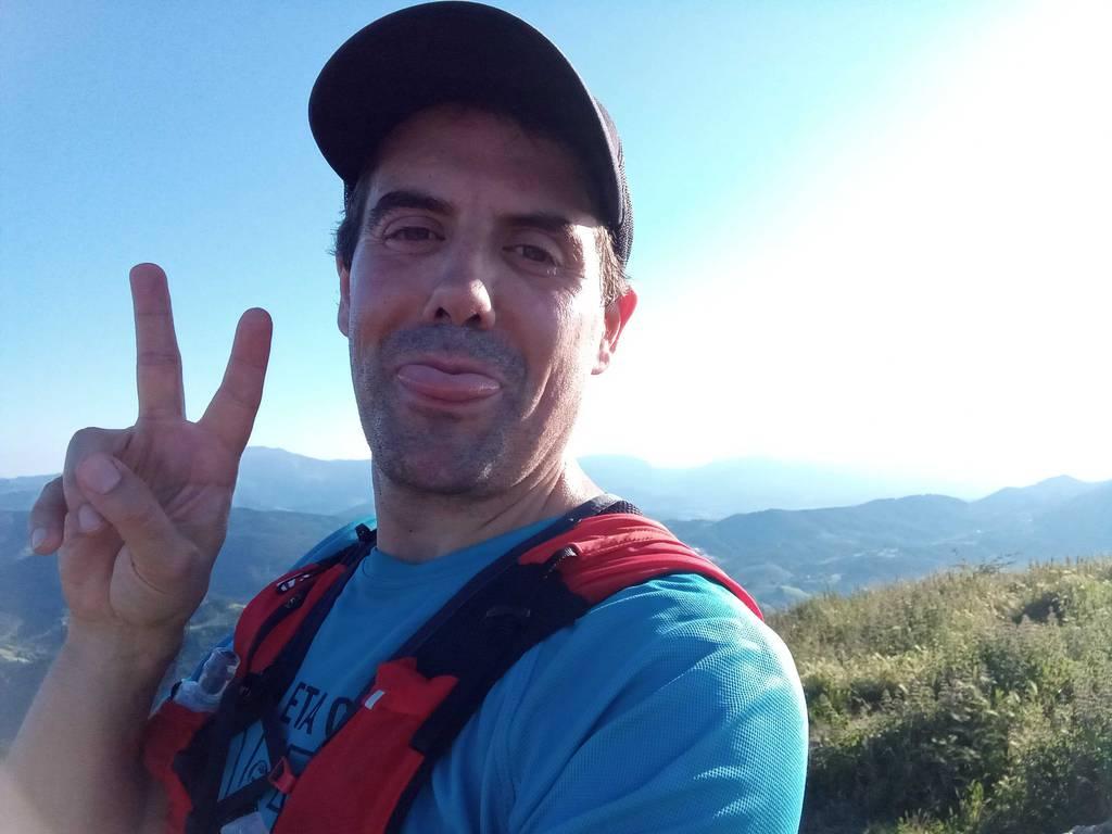 Mikel Lizarralde erabiltzailea Urko puntan, 2020-06-20 20:04