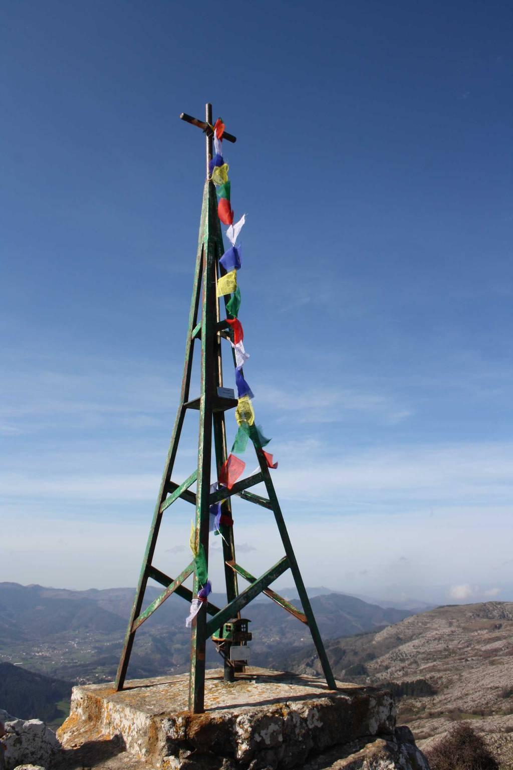 ainara txertudi erabiltzailea Pico de la Cruz puntan, 2019-03-02 15:43