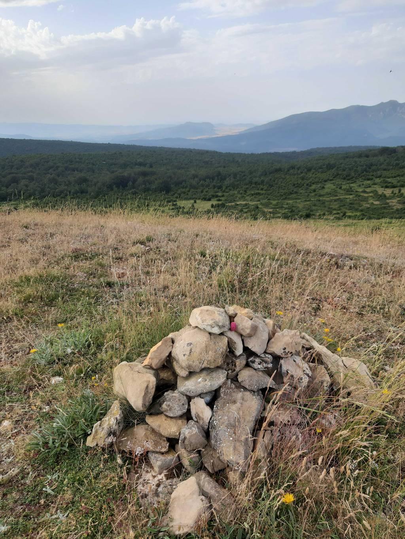 Irrintzi L erabiltzailea Txintxularri puntan, 2020-07-09 09:30