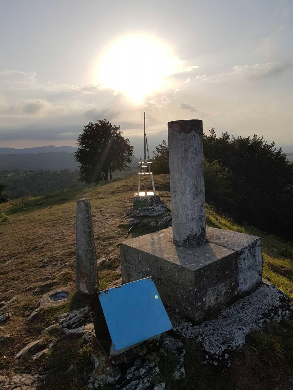 Edorta erabiltzailea Estuñaga / Alto del Corral puntan, 2020-07-09 20:34