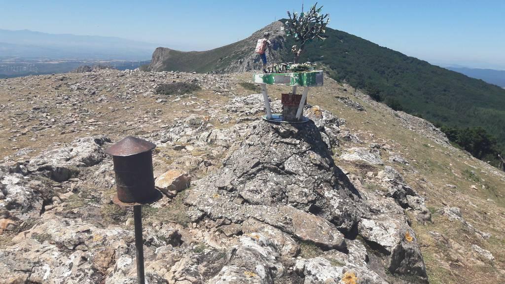 Mikel Larreategi erabiltzailea La Plana puntan, 2020-07-18 13:32