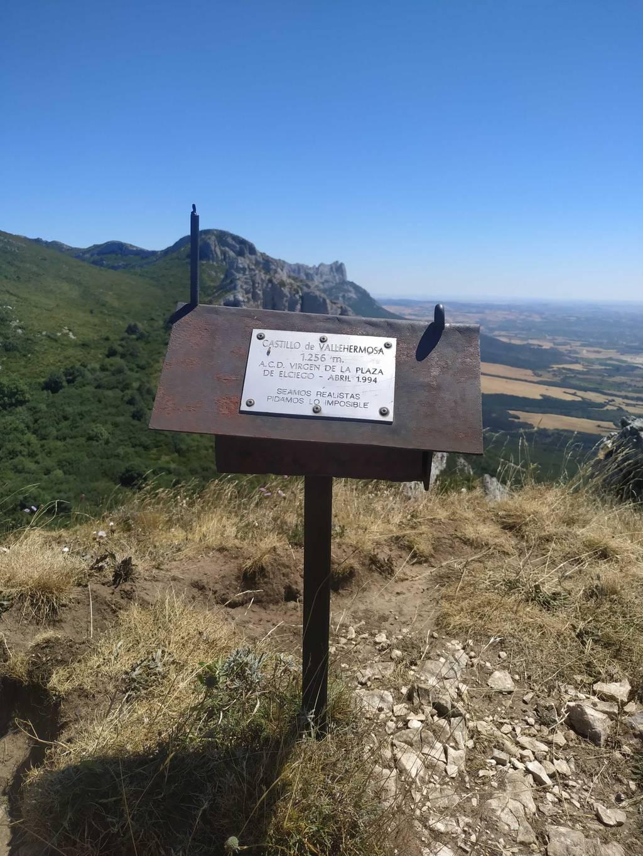 Aini Lani erabiltzailea Castillo de Vallehermosa puntan, 2020-07-26 17:16